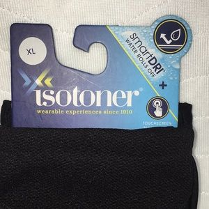 isotoner Accessories - NWT Mens Isotoner Chevron Gloves 🧤 Size XL